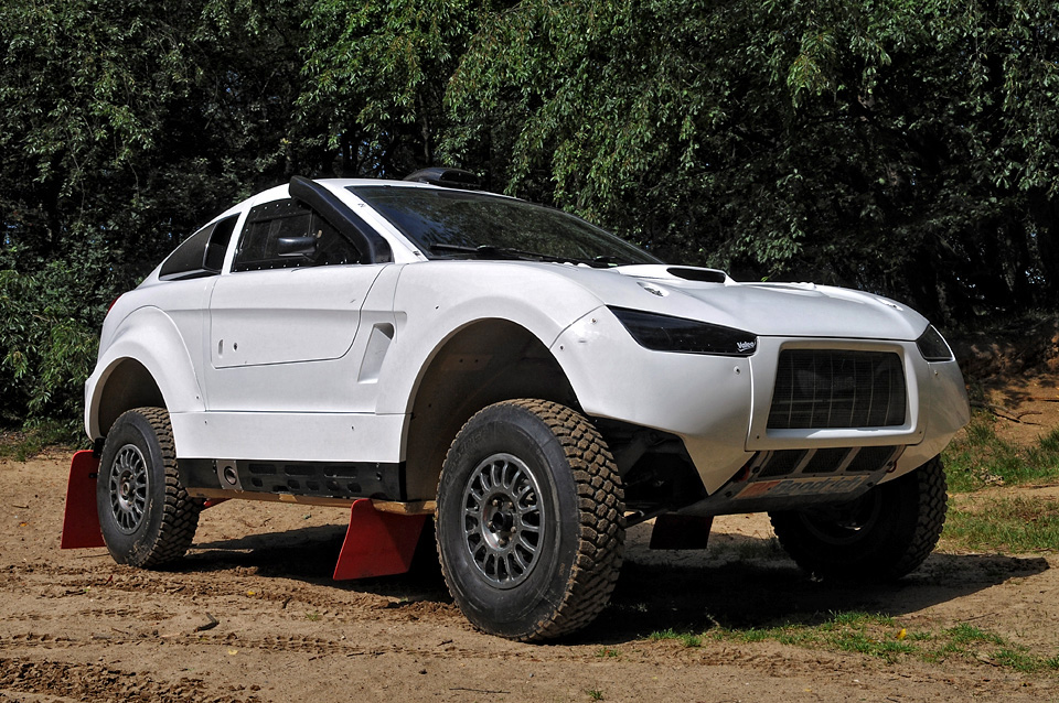 Henry Racing Hrx Ford Cross Country Rallycar Rent It For