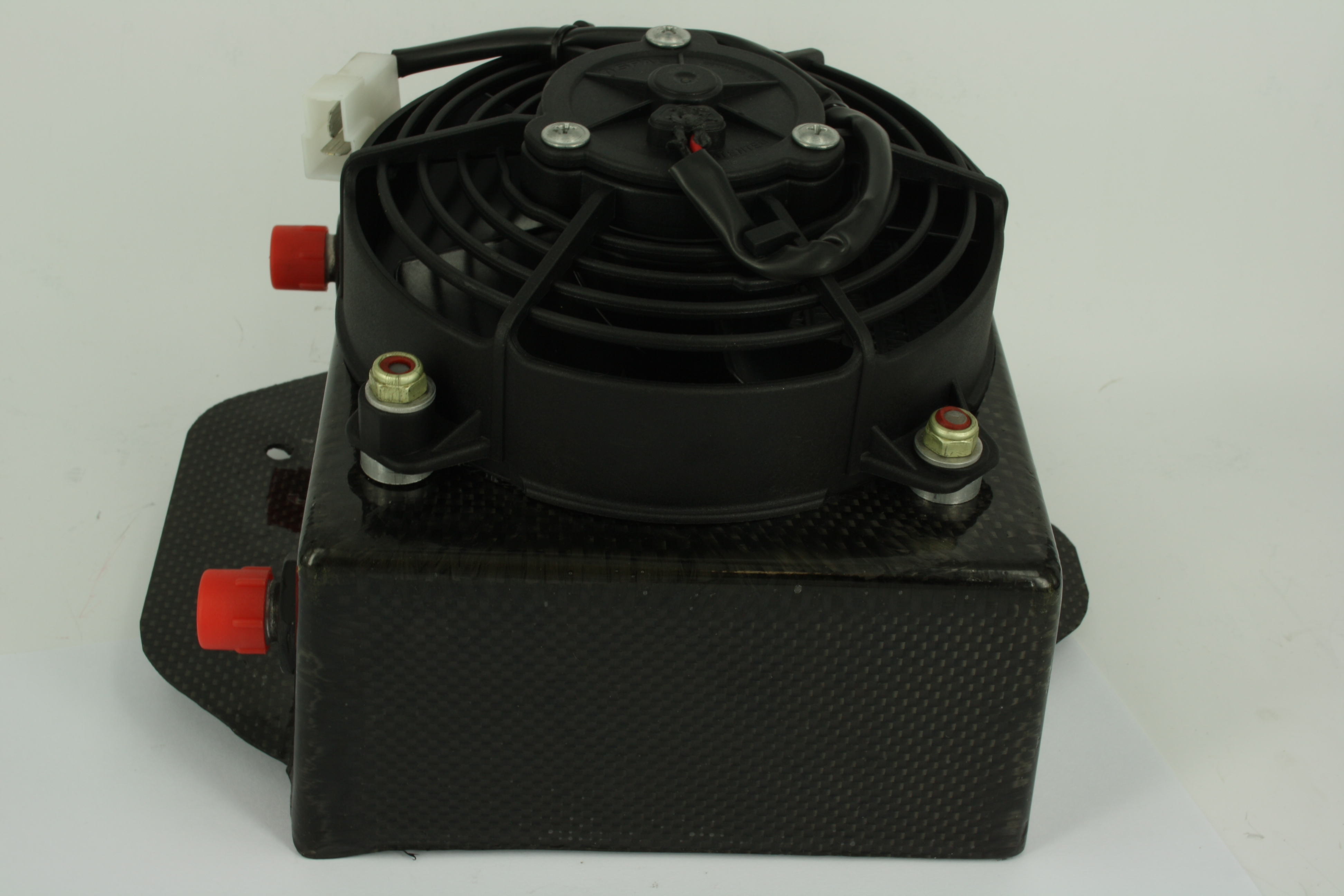 Rear Differential Cooler : Rear cooler diff with fan